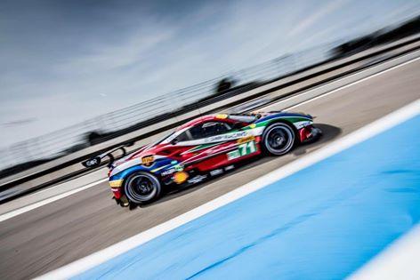 WEC: Davide Rigon pronto per Silverstone