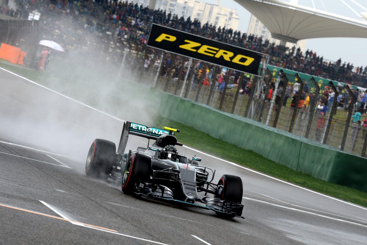Cina: il punto Pirelli sulle qualifiche
