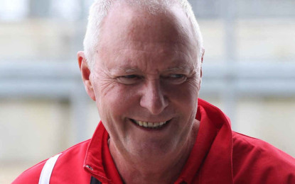 John Booth Director of Racing Toro Rosso