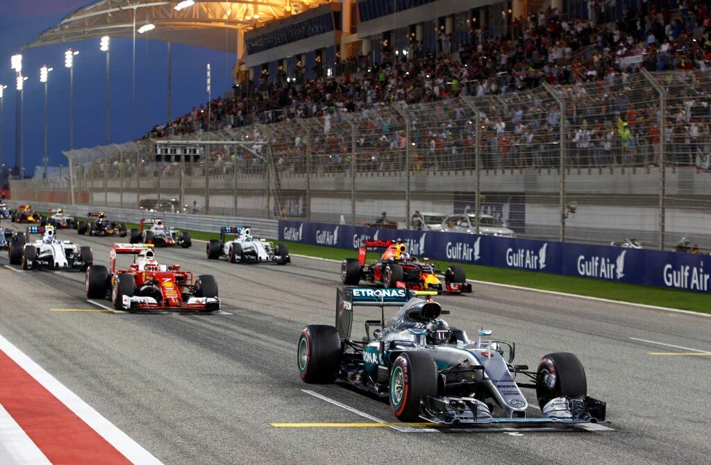 Bahrain: la review tecnica