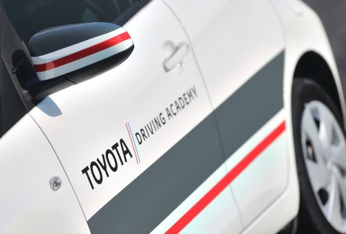 Toyota lancia la Driving Academy
