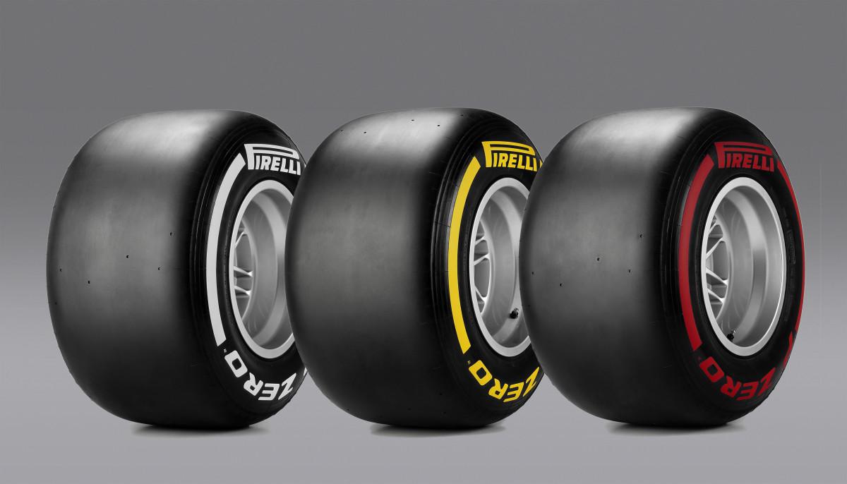 Pirelli: mescole e set per il GP di Ungheria