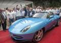 Design Award alla Disco Volante Spyder by Touring