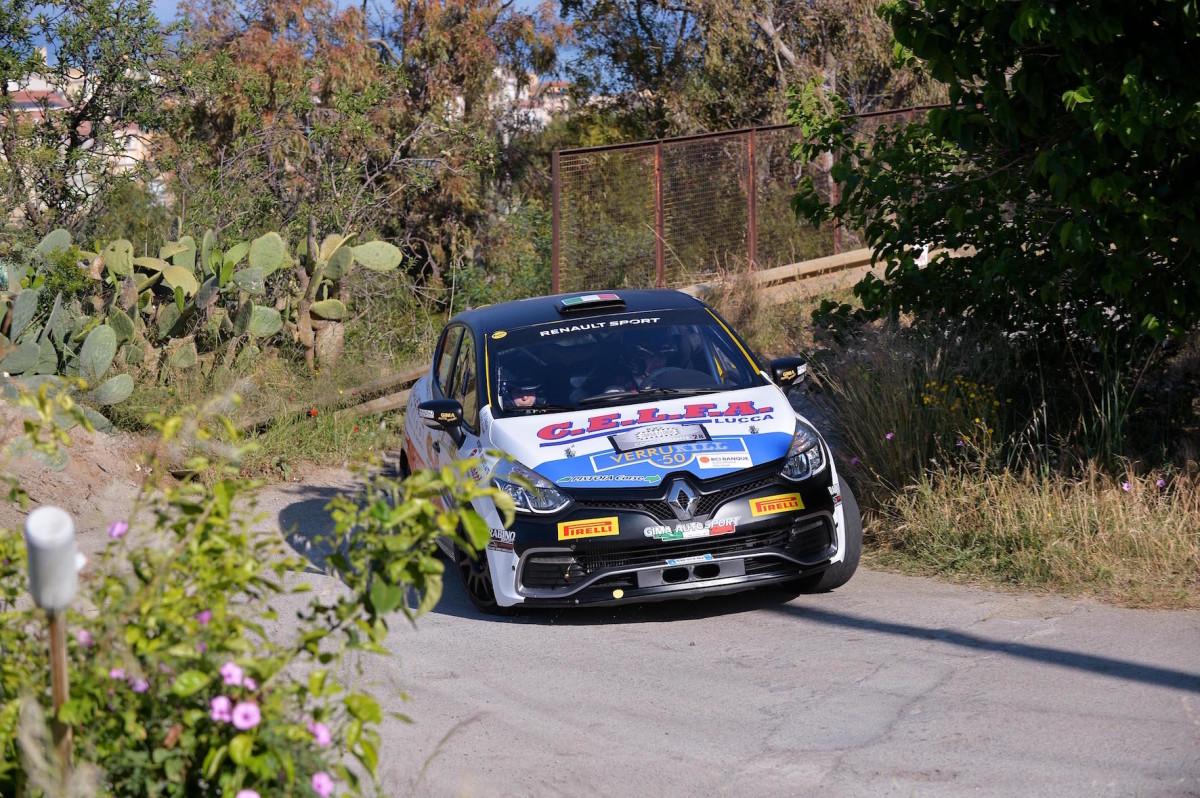 Il weekend Renault alla 100° Targa Florio