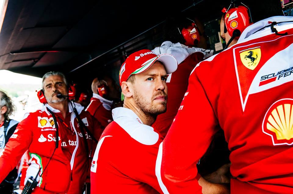 F1: aria di tempesta, in Ferrari e non solo