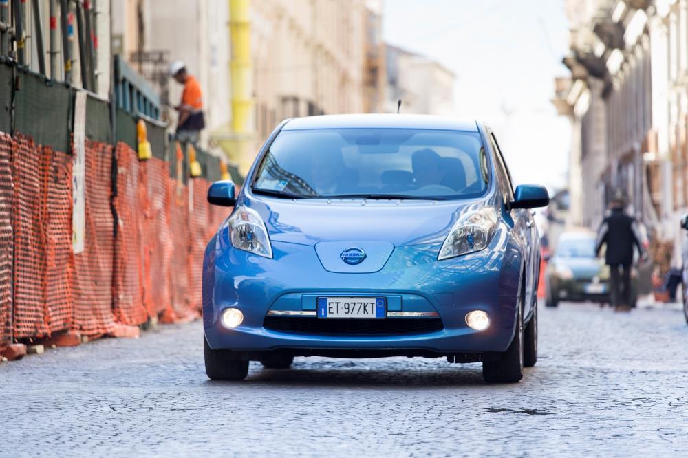 Nissan con Enel per 'Smart City L'Aquila'