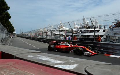 GP Monaco: Pirelli porta le tre mescole più morbide
