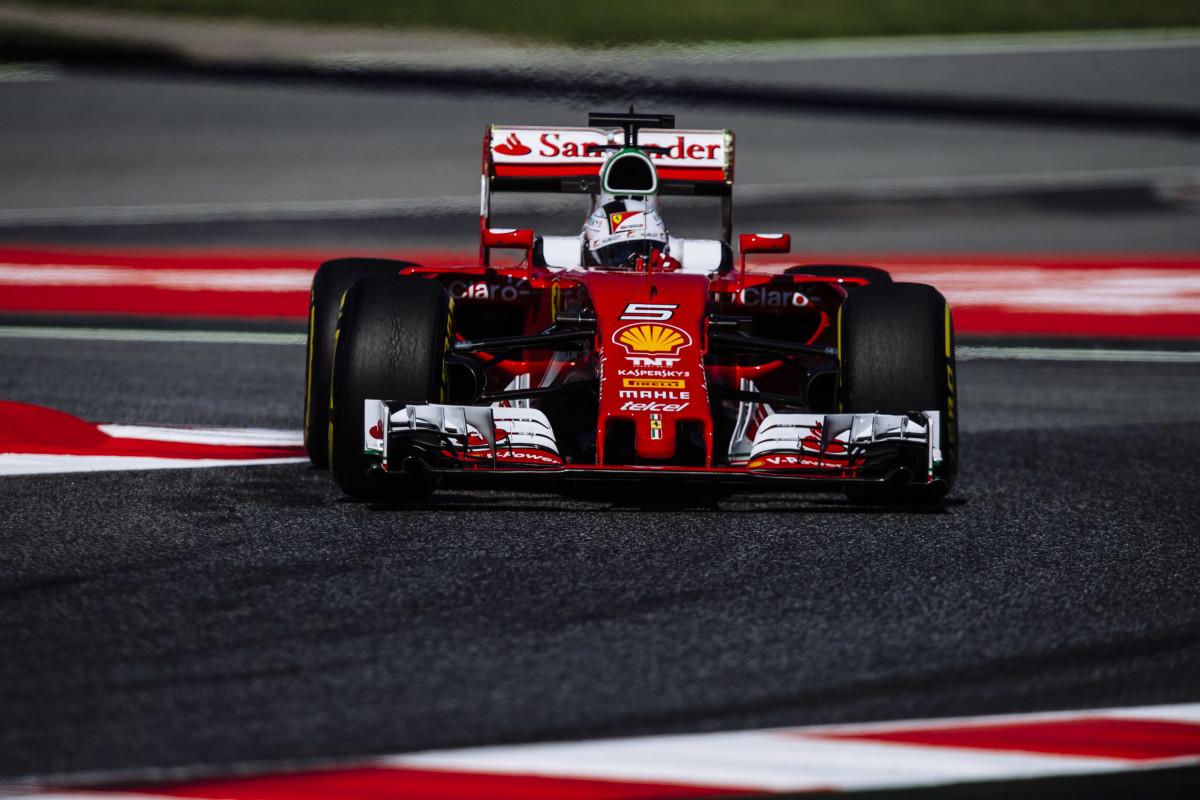 Spagna: Ferrari davanti nelle FP1