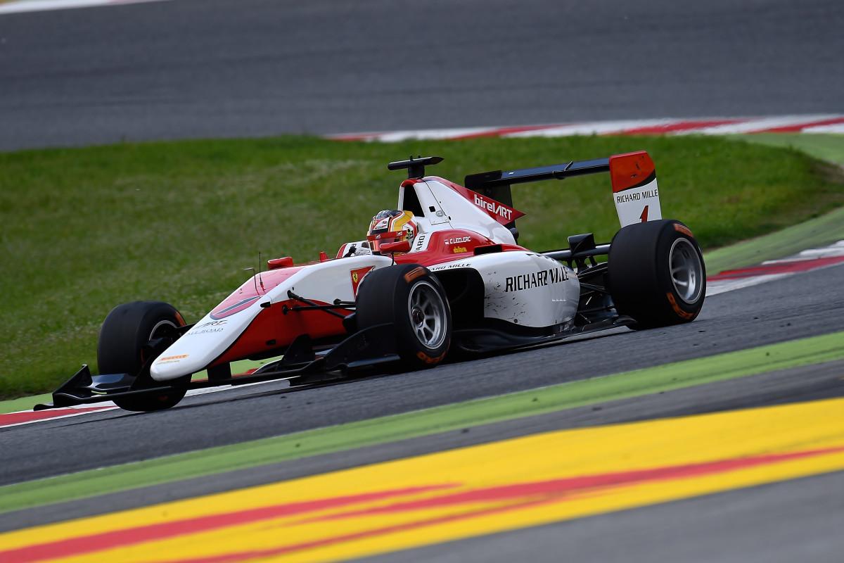 GP3: il pilota FDA Leclerc primo vincitore 2016