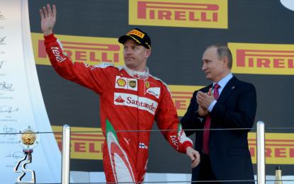 Russia: il punto Ferrari sulla gara