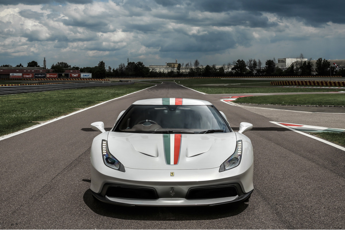 Ferrari 458 MM Speciale: ultima nata One-Off