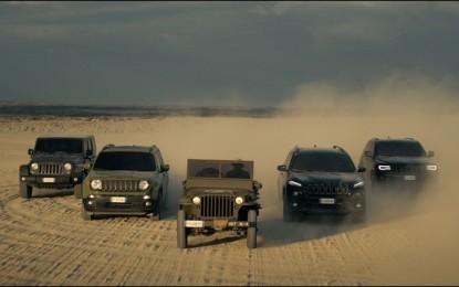 Jeep: un pieno di novità per i 75 anni
