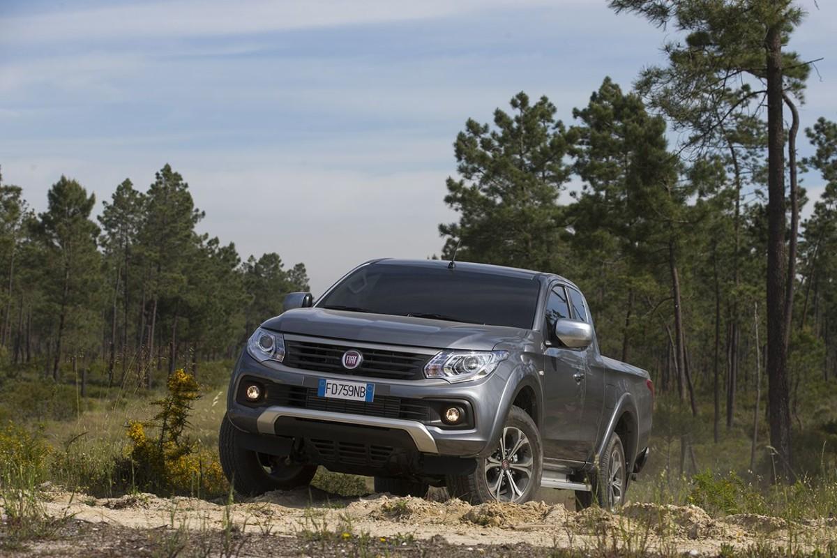 Fullback: il pick up 1 ton di Fiat Professional