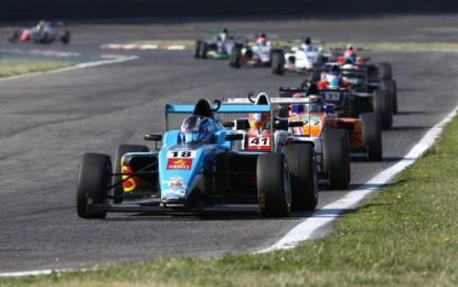 Italian F4 powered by Abarth: il punto sul weekend di Adria