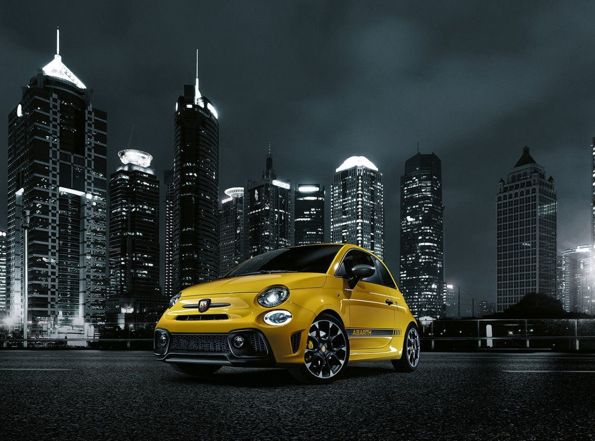 Nuova Gamma 595: Even More Abarth
