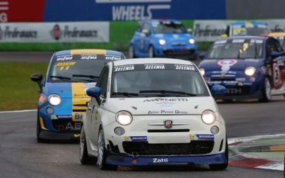 Trofeo Abarth e F4 a Imola con 56 piloti in pista!