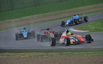 F4: Mick Schumacher torna e vince