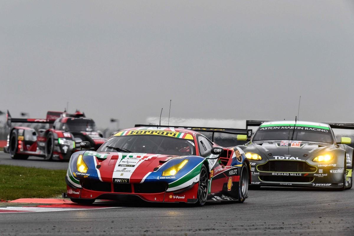 WEC: la Ferrari a Spa con tre vetture
