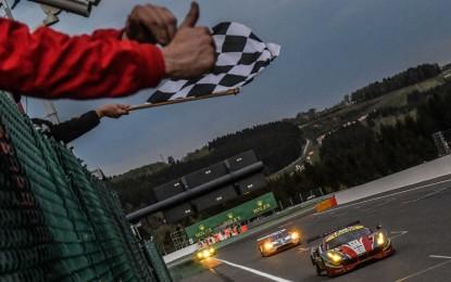 WEC: bis di Rigon con pole e vittoria a Spa