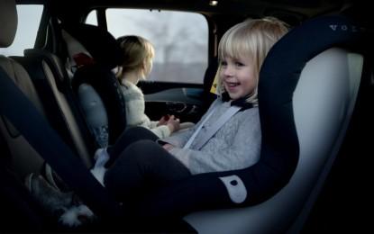 Seggiolini auto anti-abbandono obbligatori dal 2019