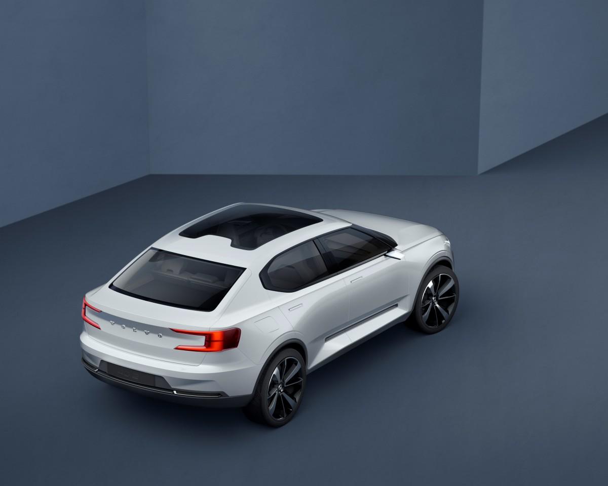 Volvo: anteprima di due concept compatte