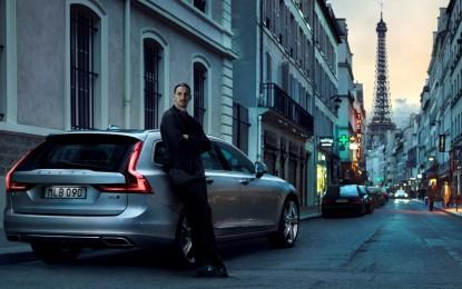 Ibrahimović protagonista della nuova campagna Volvo