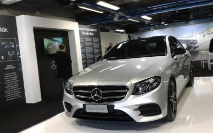Mercedes Nuova Classe E: intelligenza non artificiale