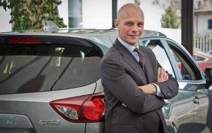 La scomparsa di Andrea Fiaschetti, AD Mazda Italia