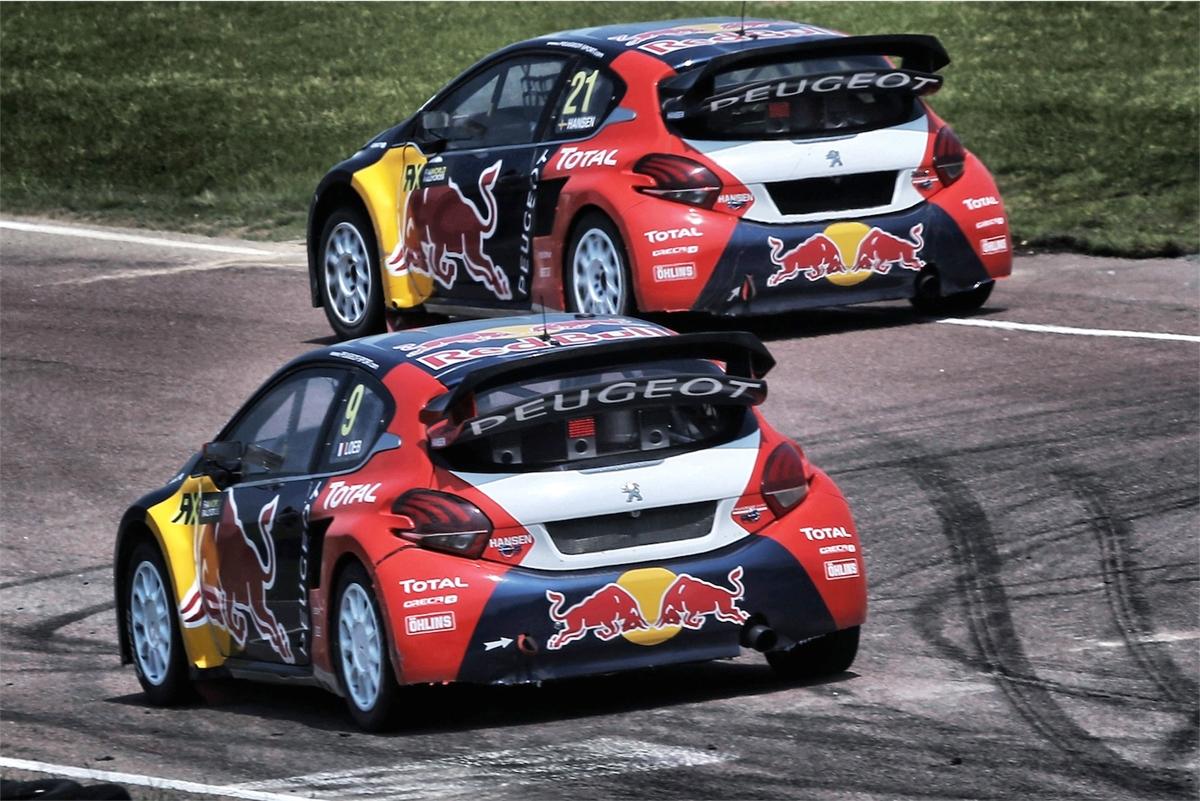 Rallycross: secondo podio consecutivo per le 208