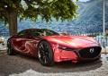 Mazda RX-Vision: anteprima europea sul lago