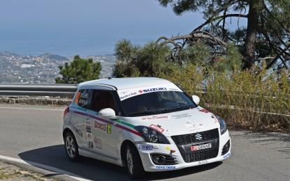 Suzuki Rally Trophy al mito della Targa Florio