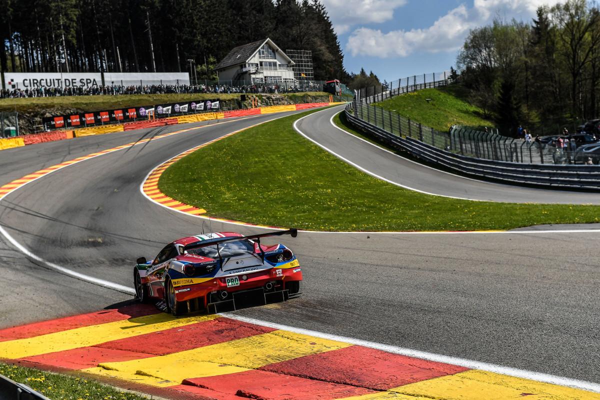 WEC: la Ferrari di Rigon e Bird vince a Spa