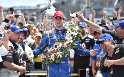 Indy 500: Alexander Rossi nella storia