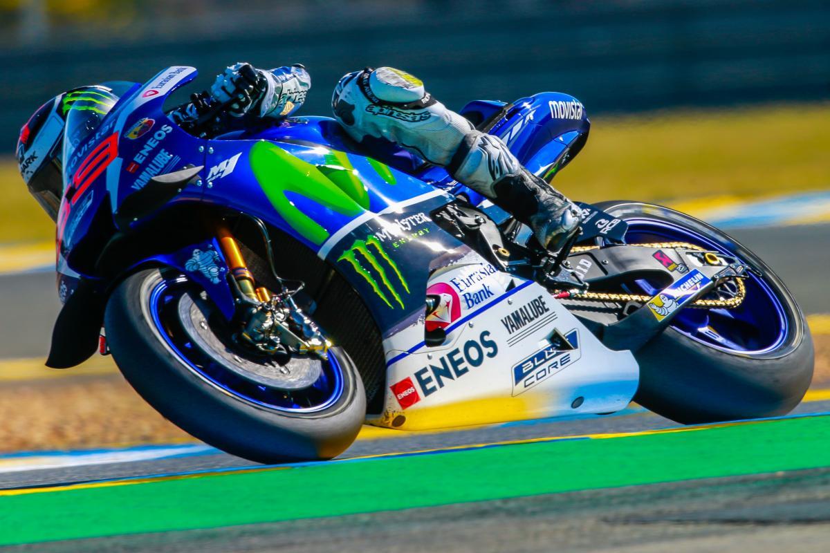 Nel venerdì di Le Mans il più veloce è Lorenzo
