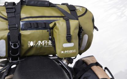 AMPHIBIOUS Voyager, robusto e Wild Green