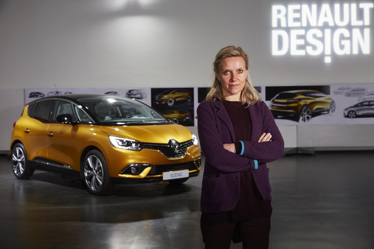 Premiate le donne e il design Renault
