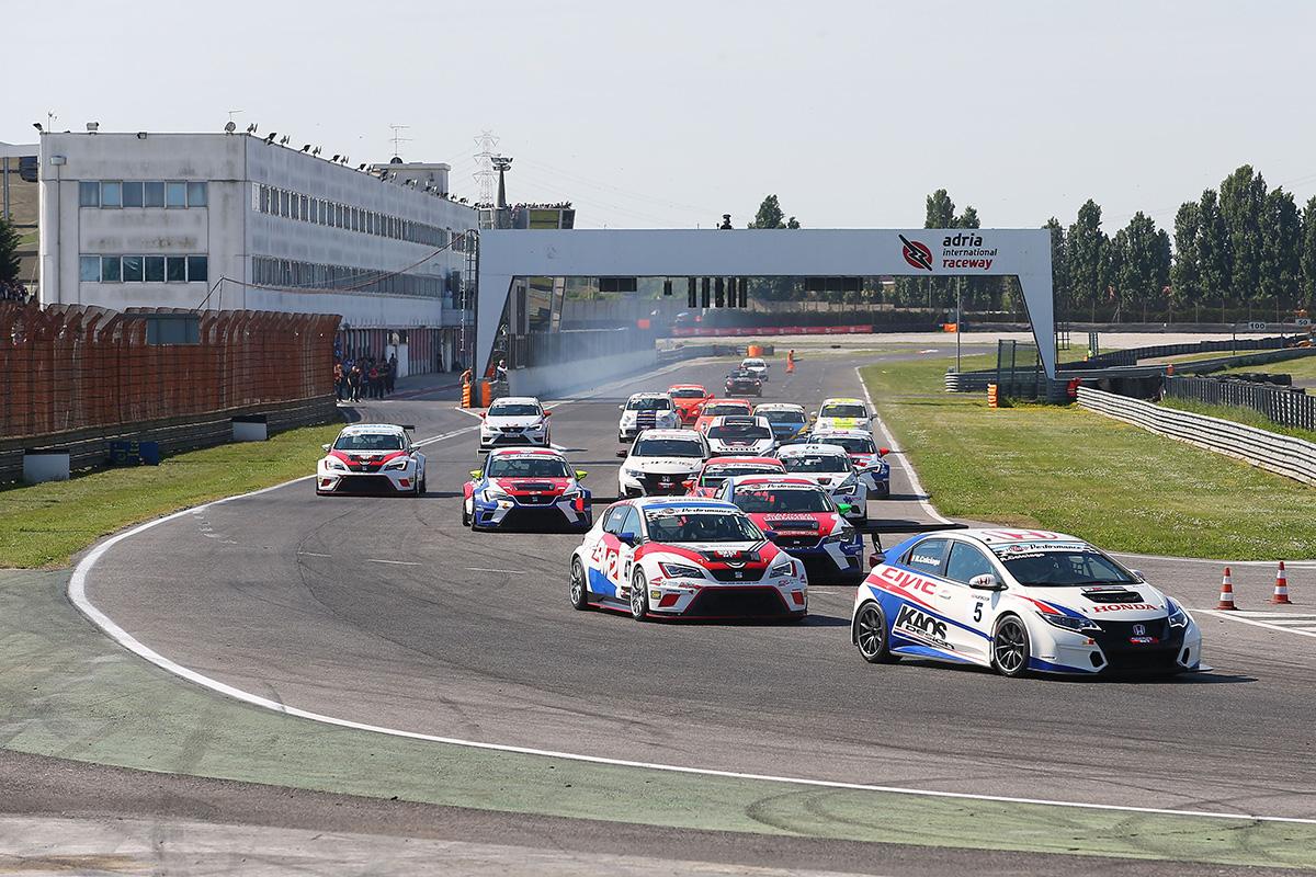 Concluso il secondo Aci Racing Weekend ad Adria