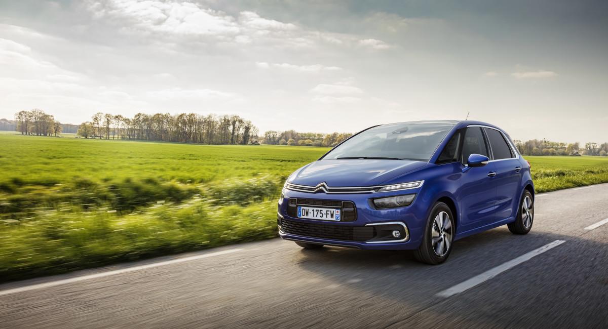 Nuove Citroën C4 Picasso e Grand C4 Picasso