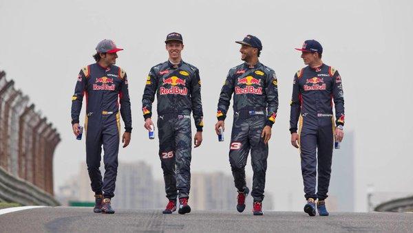 Red Bull-Toro Rosso: scambio Verstappen-Kvyat