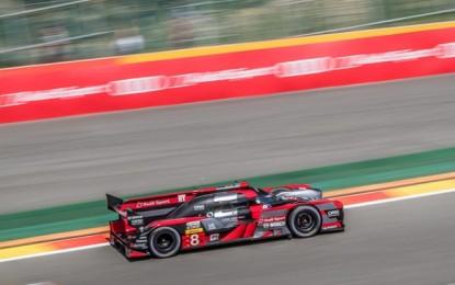 WEC: Audi celebrates first victory this season at Spa