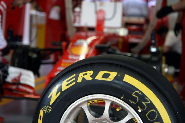 Test Pirelli a Fiorano con Ferrari e Vergne