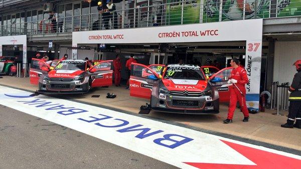 WTCC: Citroën pronta per il nuovo circuito di Marrakech