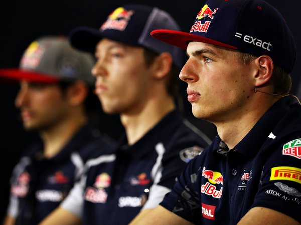 Sainz: no disappointment for Verstappen promotion