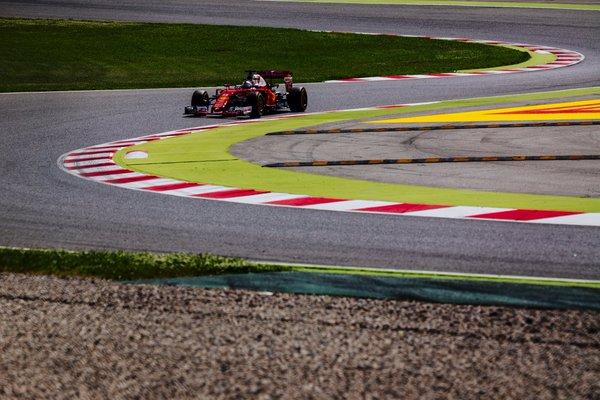 GP Spagna: ingresso pance rivisto sulla Ferrari