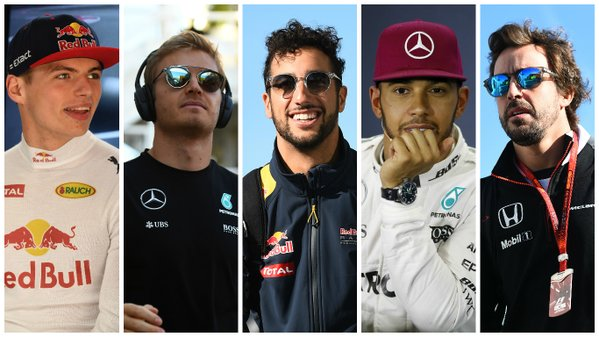 GP Spagna: la griglia di partenza