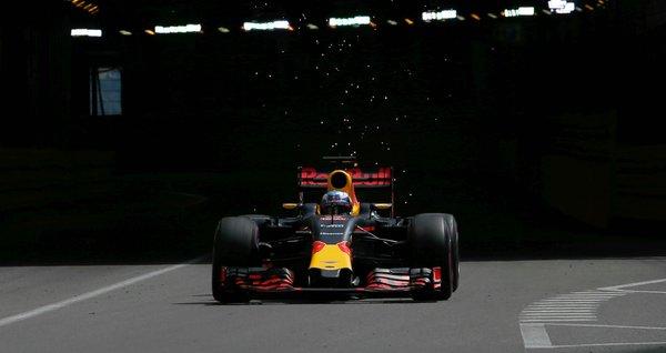 GP Monaco: Ricciardo vola nelle FP2