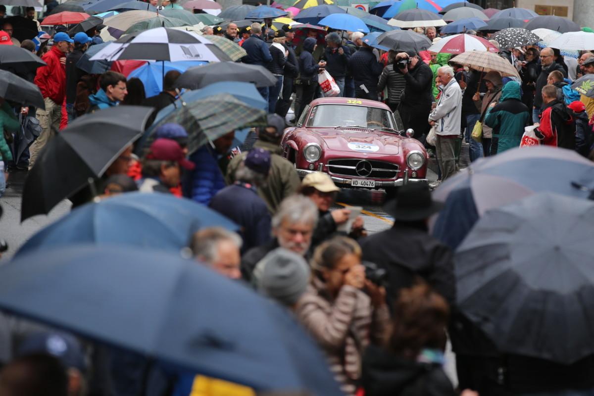 Mercedes: tra passato e futuro con #MilleMiglia360
