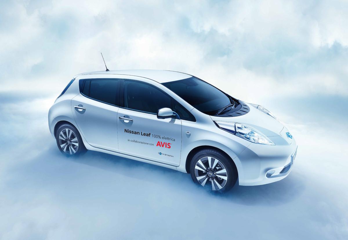Avis: noleggio green con Nissan LEAF