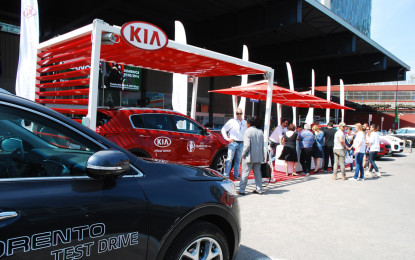 Kia Road To Paris: nuova avventura!