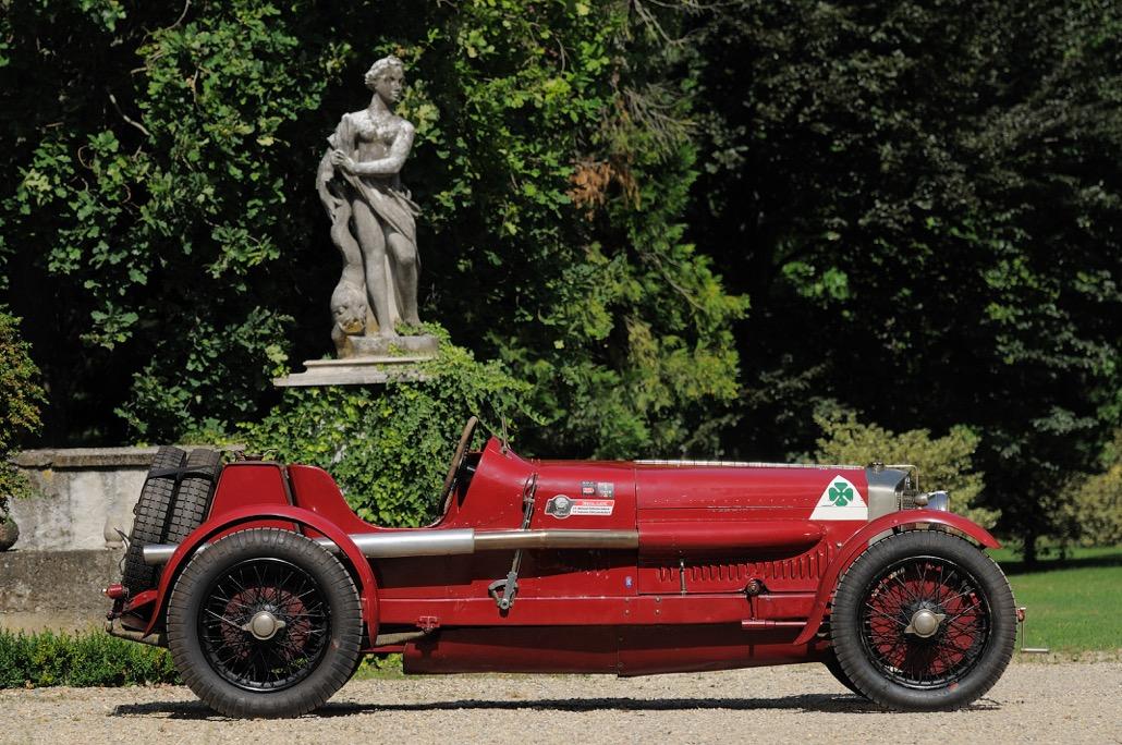Targa Florio e Alfa Romeo: lunga storia d'amore